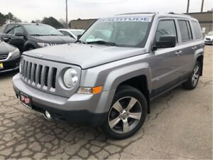 2016 Jeep Patriot High Altitude AWD - Leather Sunroof