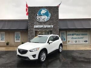 2015 Mazda CX-5 WOW  CX-5 GT! FINANCING AVAILABLE!