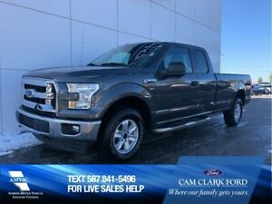 2017 Ford F-150 XLT 300A 5.0L V8 FFV with Tow Package