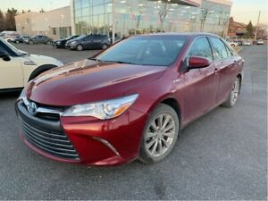 2015 Toyota Camry Hybrid HYBRIDE XLE CUIR BLUETOOTH TOIT OUVRANT