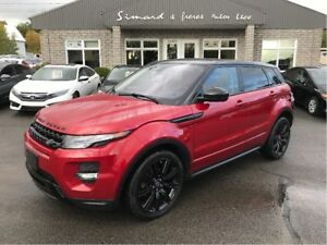 2015 Land Rover Range Rover Evoque Dynamic AWD FULL ÉQUIPE