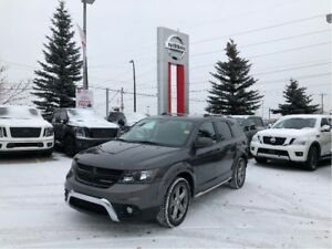 2017 Dodge Journey Crossroad AWD LEATHER
