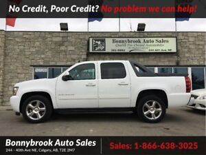 2011 Chevrolet Avalanche LT w/1SB bluetooth leather heated seats