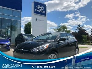 2016 Hyundai Accent GL|BLUETOOTH|A/C|HEATEDSEAT|CLEANCARPROOF!!