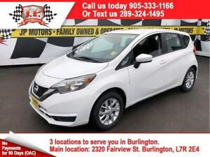 2017 Nissan Versa Note SV, Automatic, Heated Seats, Back Up Came