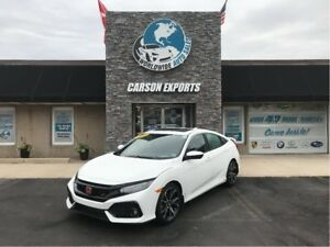 2017 Honda Civic Sedan Si WITH NAV AND HEATED SEATS!