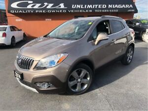 2014 Buick Encore Convenience | 1 OWNER | CAMERA | NO ACCIDENTS