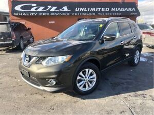 2014 Nissan Rogue SV | PANO | CAMERA | HEATED SEATS | 1 OWNER ..