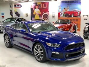 2015 Ford Mustang GT Premium, Roush Facia and Exhaust