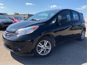 2014 Nissan Versa Note 1.6 SV AUTOMATIC ALLOYS LOADED