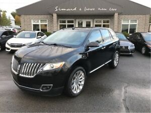2013 Lincoln MKX AWD FULL ÉQUIPE