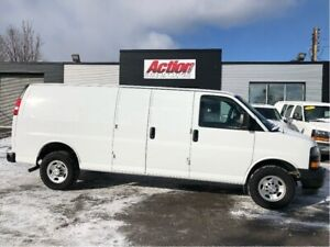 2018 Chevrolet Express 2500 extended cargo. finance or lease fro