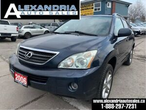2006 Lexus RX 400H leather/sunroof/extra clean/safety included