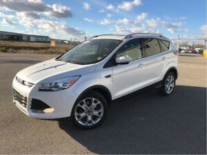 2016 Ford Escape Titanium-NAV-S/ROOF-LEATHER
