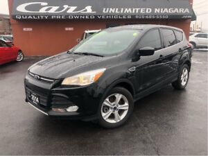 2014 Ford Escape SE | 4X4 | CAMERA | 1 OWNER | NO ACCIDENTS ...