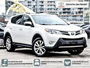 2015 Toyota RAV4 Limited One Owner Toyota Certified