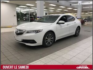 2015 Acura TLX CUIR  TOIT SIEGES CHAUFFANTS MAGS