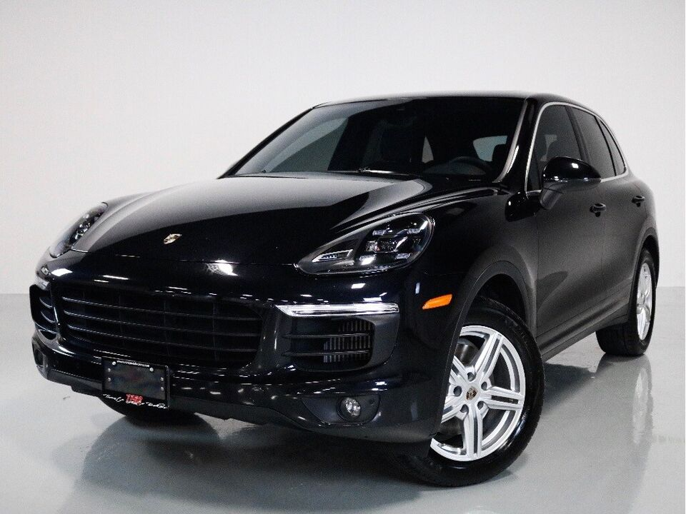 Panoramic Roof Cars >> 2015 Porsche Cayenne S Navigation Panoramic Roof Sports Ch