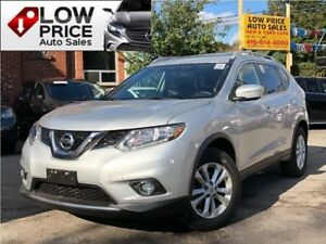 2015 Nissan Rogue SV*AWD*PanoramicRoof*HtdSeats*Camera*Warranty