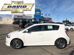 2018 Chevrolet Sonic 1LT TRUE NORTH/ HEAT SEAT/ REMOTE START/ RE