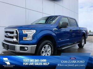 2017 Ford F-150 XLT 301A 2.7L V6 Ecoboost with Trailer Tow Packa