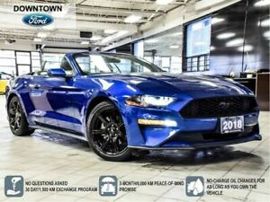 2018 Ford Mustang EcoBoost Premium | NAV | BLACK ACCENT PACK