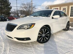 2013 Chrysler 200 S Nice Local Trade In!! Heated Front Seats