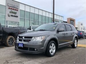 2012 Dodge Journey Nicely Equipped and economical! Super Clean!