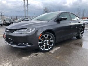 2015 Chrysler 200 S | New Tires |Navigation |Leather Seats