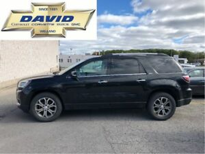 2013 GMC Acadia SLT1 AWD /LEATHER/SUNROOF/ QUADS/AS TRADED!!