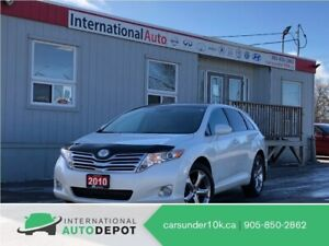 2010 Toyota Venza AWD LIMITED | NAVI | PANO ROOF | BACK-UP CAM