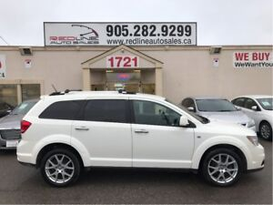 2014 Dodge Journey R/T, AWD, Leather, WE APPROVE ALL CREDIT