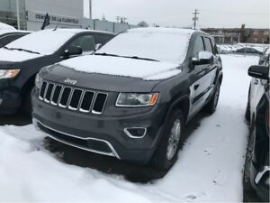 2015 Jeep Grand Cherokee LIMITED 3.6L V6 AWD HAYON ELECT. DEMARR