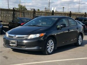 2012 Honda Civic EX-WELL MAINTAINED-AS IS