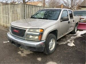 2007 Gmc Canyon SLE Selling As Is! Nice Local Trade In!