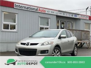2007 Mazda CX-7 GT | LEATHER | MOONROOF
