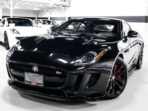 2017 Jaguar F-Type S | CLEAN CARFAX | NAVI | LOW KM | MERIDIAN A