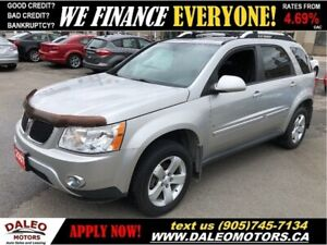 2007 Pontiac Torrent SUNROOF | CERTIFIED
