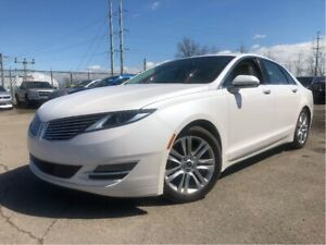 2015 Lincoln MKZ Reserve| Sunroof | Leather | Htd&Cooled Seats|