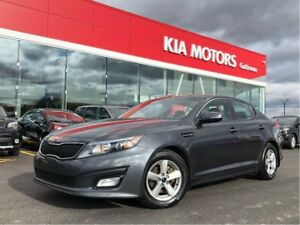 2014 Kia Optima LX, Safety & ETEST for ON or QC INCL.