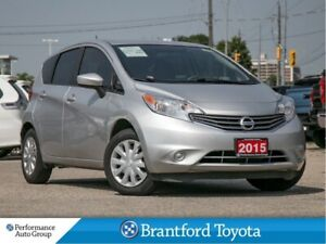 2015 Nissan Versa Note 1.6 S, Only 68746 Km's!, Tint, BU Camera