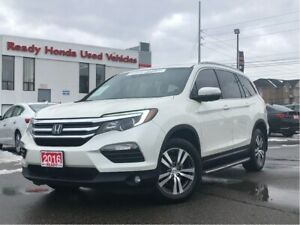 2016 Honda Pilot EX-L | Leather | Sunroof | Running Boards