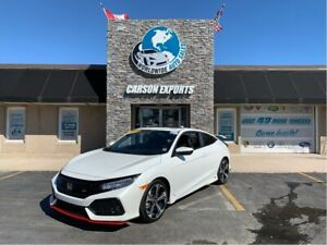 2018 Honda Civic Coupe LOOK 6 SPEED SI HFP! FINANCING AVAILABLE!