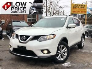 2015 Nissan Rogue SV*PanoramicRoof*HtdSeats*Camera*Bluetooth&Mor