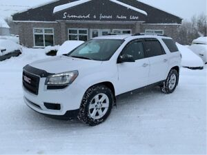 2016 GMC Acadia SLE1 AWD 8 PASSAGERS