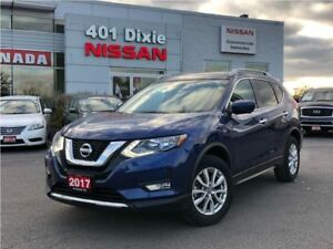 2017 Nissan Rogue SV AWD|NAVI|360 CAMERA|BLUETOOTH|HTD SEATS