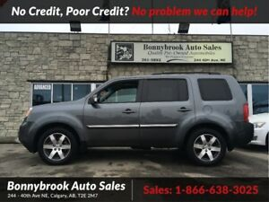 2013 Honda Pilot Touring LEATHER SUNROOF NAVIGATION