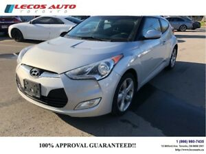 2013 Hyundai Veloster Backup Cam/Blue Tooth/6Spd Manual