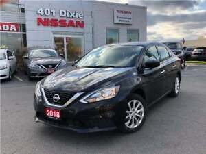 2018 Nissan Sentra 1.8 SV TECH|NAVI|BLUETOOTH|BACKUP CAM|SUNROOF
