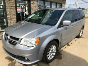2013 Dodge Grand Caravan R/T loaded LEATHER/NAV!!
